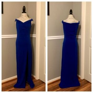 Dresses & Skirts - 🆕🌟ROYAL•BLUE•MAXI💃🏻